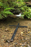 Nature Floating Cross Stock Images