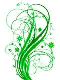 Nature_floral_element 免版税图库摄影
