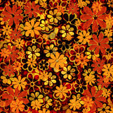 Nature Floral Pattern Royalty Free Stock Images