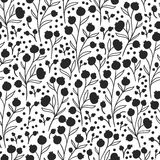 Nature flower pattern background Royalty Free Stock Photo