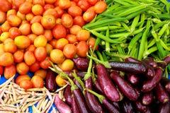 Nature fresh vegetables Stock Photos