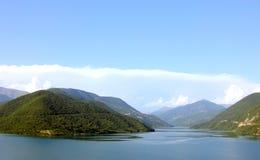 Nature of Georgia. Amazing Nature of Georgia, Beautiful mountains Stock Image