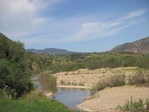 Nature. A good nature tourisme in morocco happy Stock Images