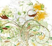 Nature grunge illustration de vecteur