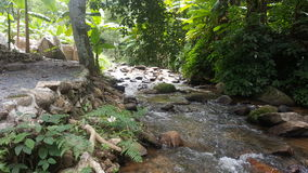 Nature have Canal. At Maekhampong Chiangmai Stock Photo