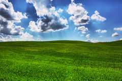 Nature HDR Background Royalty Free Stock Photography