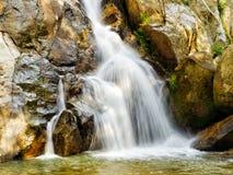 Hin Lad Waterfall. Koh Samui, Thailand Stock Image