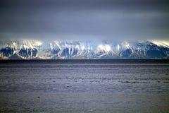 Nature. Iceland. Landscapes sea iceland Royalty Free Stock Photo