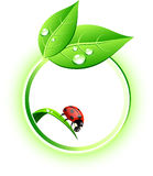 Nature icon. Royalty Free Stock Images