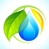 Nature Icon Stock Photography