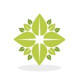 Nature icon design Stock Image