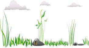 Nature illustration Stock Photography