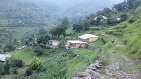 Nature images very nice. Tkhis images is pakistan in murree a very nice in pakistan Stock Photos