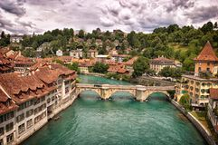 Nature In Bern Stock Images