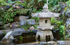 The nature japanese garden Stock Photography