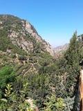 Nature. Kadisha lebanon  mountain Royalty Free Stock Photo