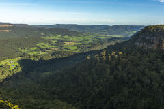 Nature of Kangaroo valley Royalty Free Stock Photography