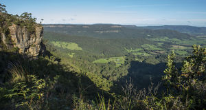 Nature of Kangaroo valley Royalty Free Stock Images