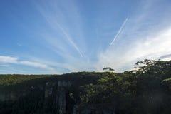 Nature of Kangaroo valley Royalty Free Stock Image