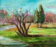 Nature landscape Royalty Free Stock Photo