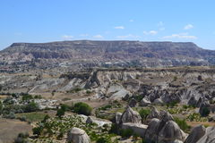 The nature landscape of Cappadocia region Stock Photo