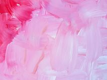 Pink Abstract Art Painting background. Modern art. Contemporary art. Nature landscape. Hand drawn. Abstract Art Painting background. Modern art. Contemporary art royalty free stock images