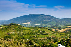 Nature landscape Italy Royalty Free Stock Images