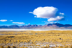 Nature and landscapes of mountain Peru Royalty Free Stock Photos