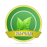 Nature logo Stock Photos