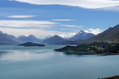 Nature magnifique du Nouvelle-Zélande Images libres de droits