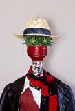 Nature man. Royalty Free Stock Photo
