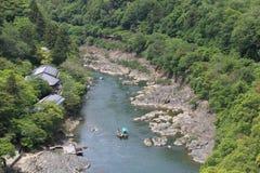 Nature mountain Kyoto Japan Stock Photo