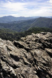 Nature in the mountains of the Cevennes Stock Images