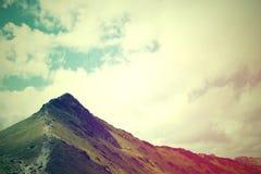 Nature mountains landscape. Stock Image