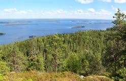 Nature of national park Koli Royalty Free Stock Photo