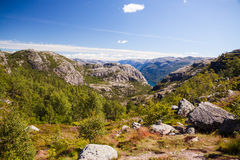 Nature of Norway Royalty Free Stock Photos