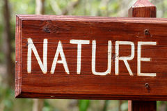 Nature panel Stock Photos