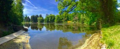 Nature panorama Royalty Free Stock Photos