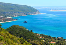 Nature Park of Arrabida, Portugal. Stock Image
