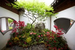 Nature park scenery, Hangzhou Royalty Free Stock Photos