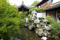 Nature park scenery, Hangzhou Stock Image
