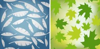Nature Pattern Stock Photo