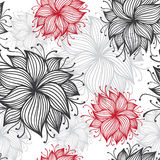 Nature pattern set Royalty Free Stock Images