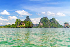 Nature of Phang Nga National Park Stock Image