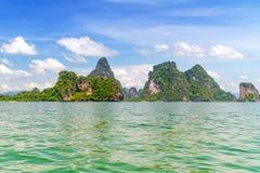 Nature of Phang Nga National Park Stock Image