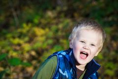 Nature, Photograph, Child, Facial Expression royalty free stock image