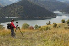 Nature photographer Stock Image