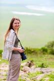 Nature photographer portrait Royalty Free Stock Photos