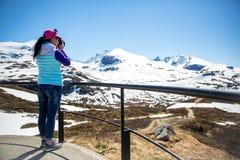 Nature photographer Royalty Free Stock Photos