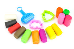 Free Nature Plasticine Play Dough Modeling Clay Royalty Free Stock Photography - 51630737